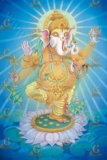 Ganesha-คเณศ(พระพิฆเนศ)