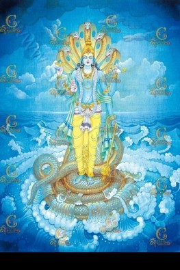 Vishnu-นารายณ์